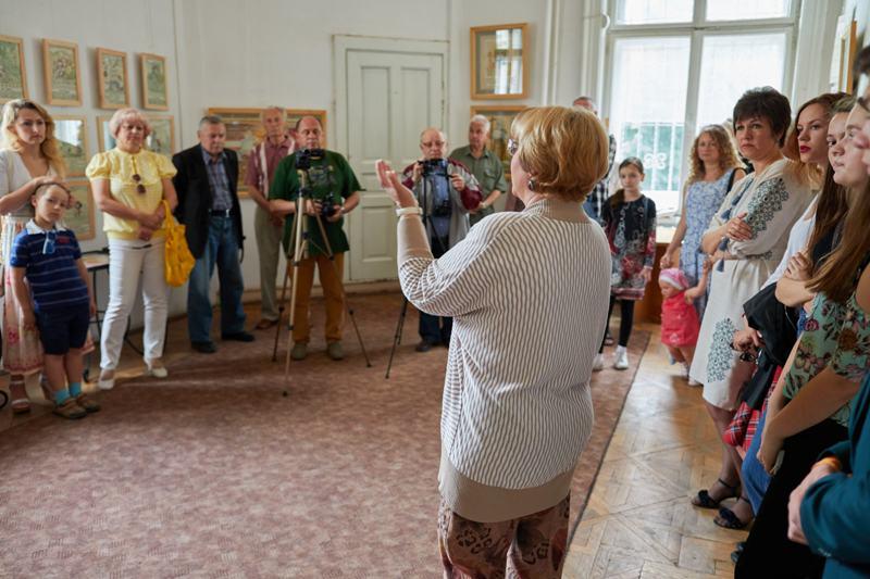 "Музей ""Дрогобиччина"": ""Країна Франкіана"" у музеї ""Дрогобиччина"""