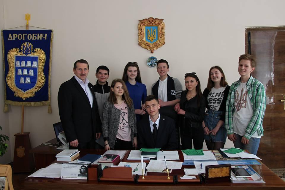 У Дрогобицькій міській раді оголосили потенційних учасників новоствореної Молодіжної ради Дрогобича
