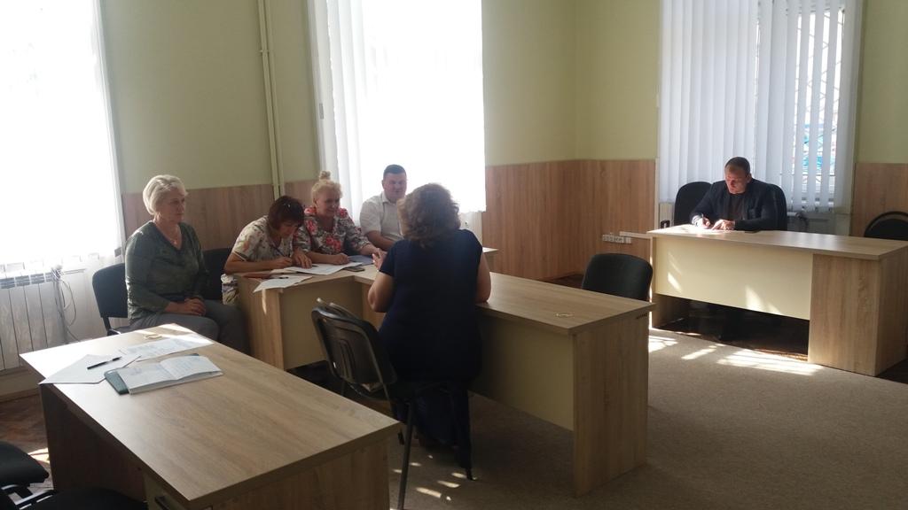 У ДМР відбулося засідання робочої групи з питань легалізації виплати заробітної плати та зайнятості  населення