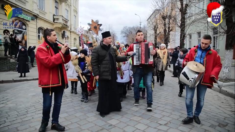 Запрошуємо до Дрогобича на Фестиваль вертепів. ВІДЕО