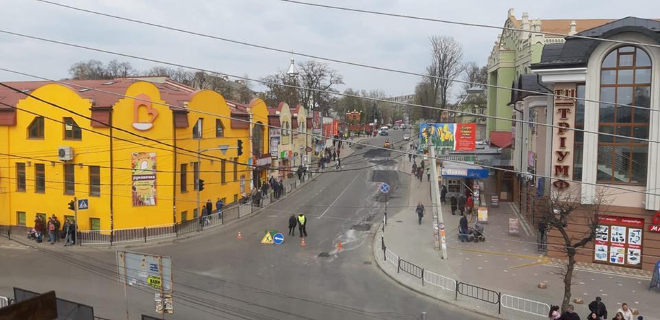 Минулого тижня поточний ремонт провели на п'ятьох вулицях міста, цього тижня заплановано ще на чотирьох, — ДМГ