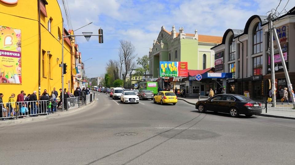 Реорганізацію руху транспорту в центральній частині Дрогобича розпочнуть після погодження документів з поліцією