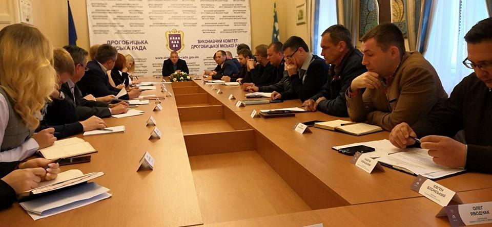 Володимир Коцюба доручив відділу оренди та приватизації комунального майна провести роботу з недобросовісними користувачами земельних ділянок у Дрогобичі