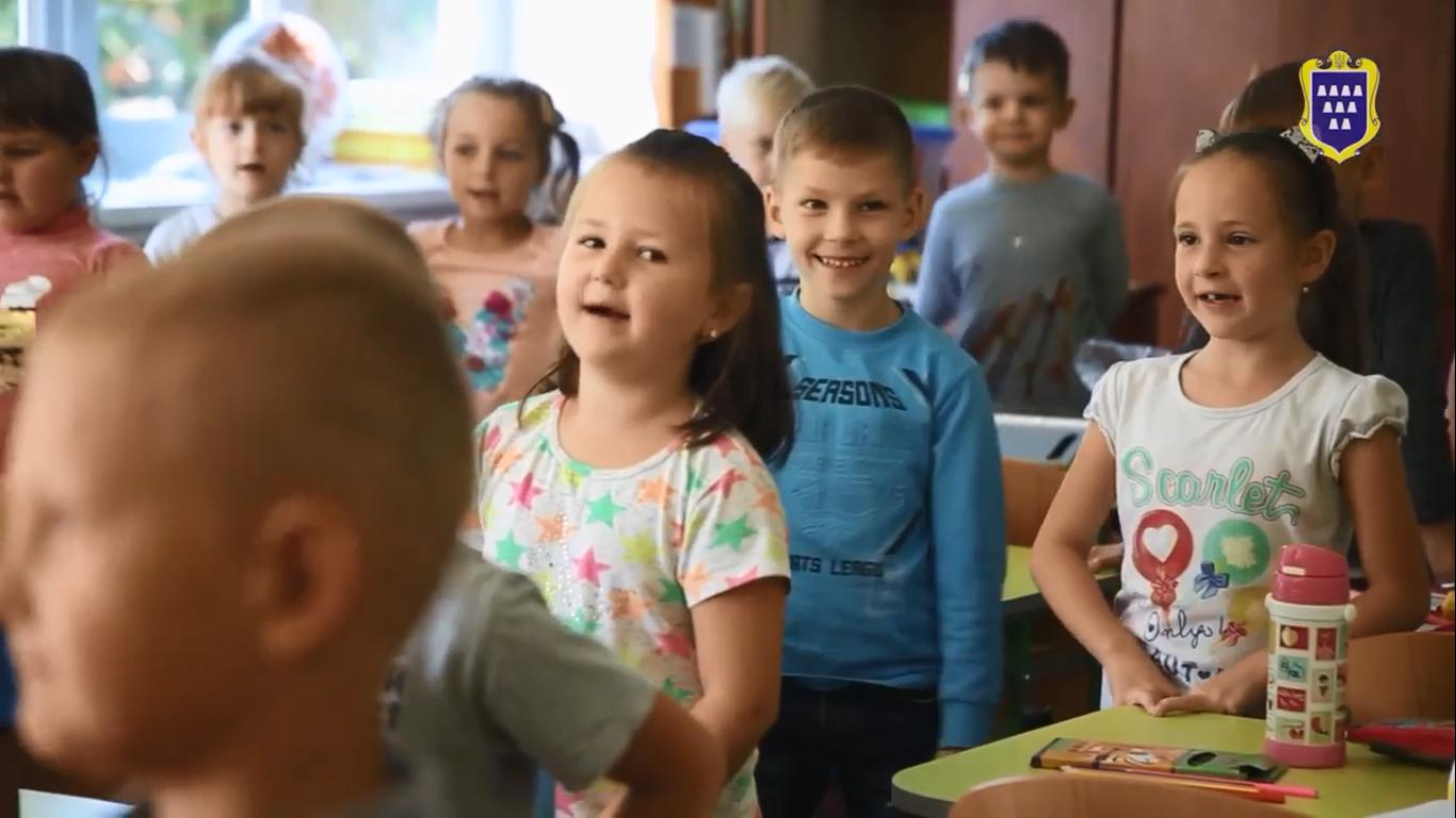 Дрогобицькі школярі розпочали навчання в умовах освітніх нововведень. ВІДЕО