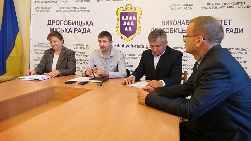Прес-конференція щодо ситуації з будинком №101/1 на вул. М. Грушевського. ВІДЕО
