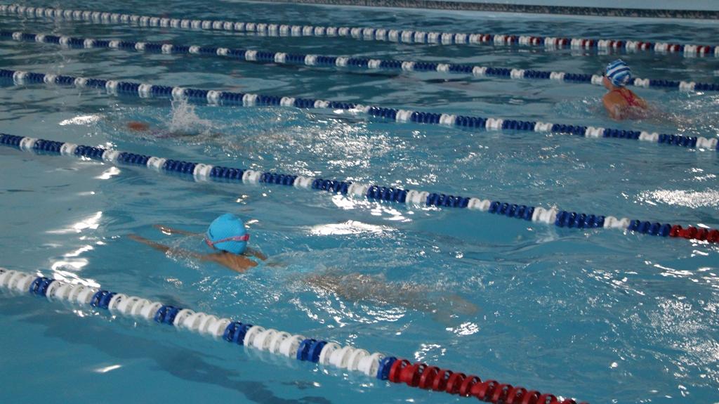 Великий плавальний басейн ДЮСШ запрацював після нетривалої перерви