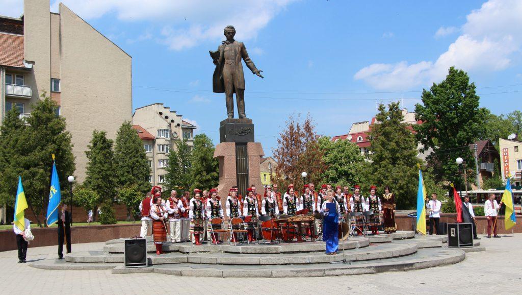 Анонс заходів до відзначення Шевченківських днів у Дрогобичі. ВІДЕО