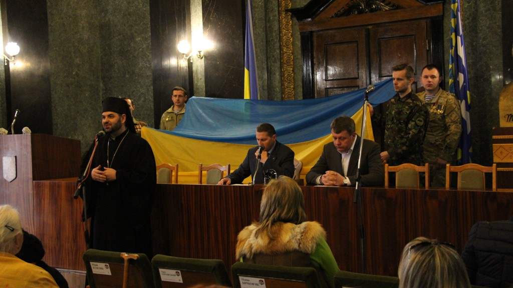 АНОНС. 2 квітня у Дрогобичі відзначатимуть 29-ту річницю підняття Державного прапора України над Ратушею міста