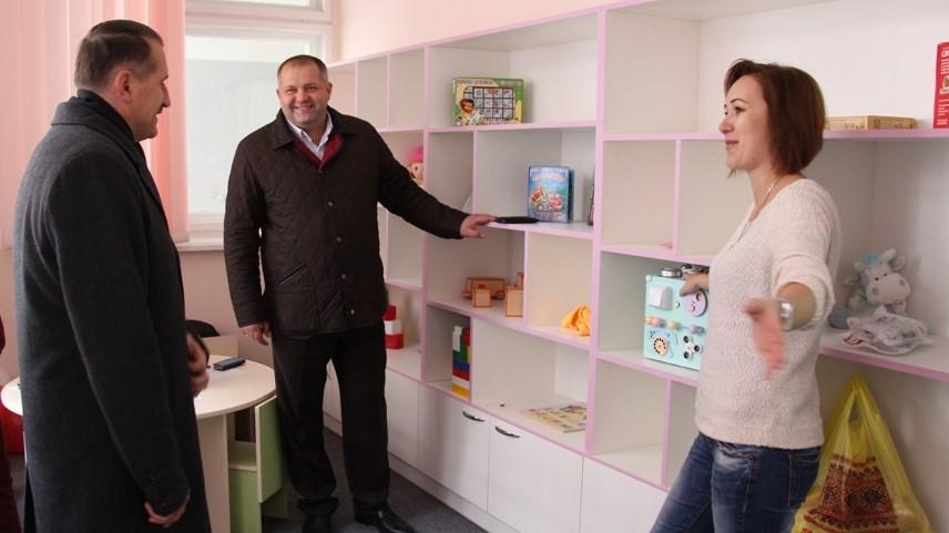 АНОНС. 17 листопада у Дрогобичі відкриють Інклюзивно-ресурсний центр