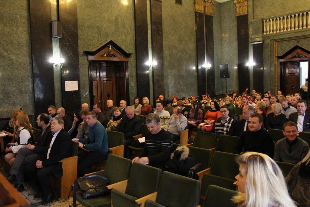 ВІДЕО. Позачергове засідання XLV сесії Дрогобицької міської ради (04.02.2019)