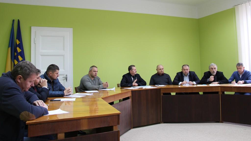 ВІДЕО. Позачергове засідання виконавчого комітету Дрогобицької міської ради (20.11.2018)