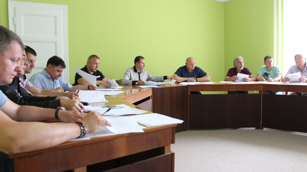 ВІДЕО. Засідання виконавчого комітету Дрогобицької міської ради (24.06.2019)