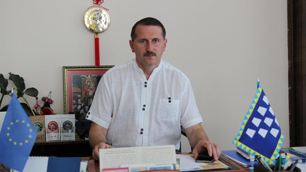Звернення міського голови Дрогобича Тараса Кучми до університетської спільноти. ВІДЕО