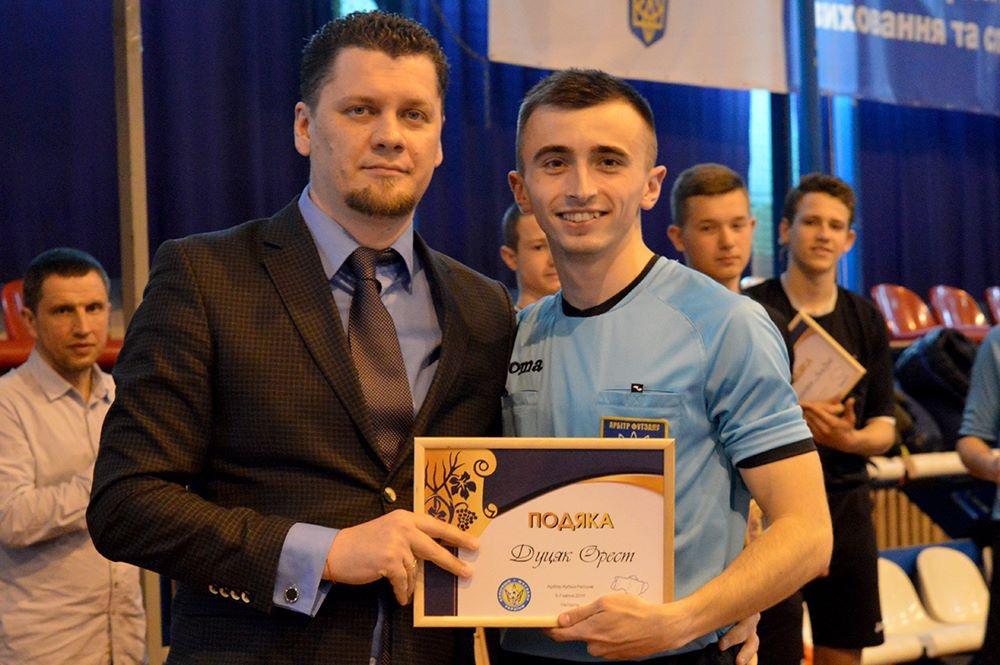 Дрогобичанин Орест Дуцяк представлятиме Україну на Чемпіонаті Європи