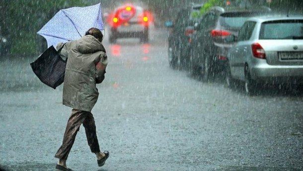 7 та 8 серпня на Львівщині оголосили штормове попередження через грози та пориви вітру