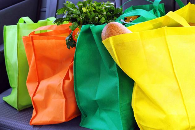 У Дрогобичі обмежено використання поліетиленових пакетів у торгівельних мережах міста