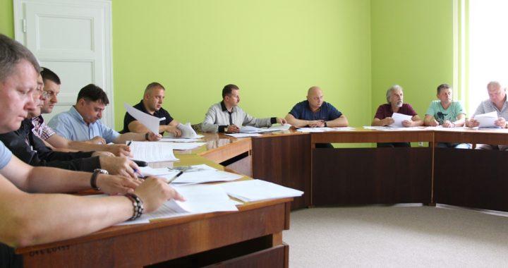 Засідання Виконавчого комітету ДМР