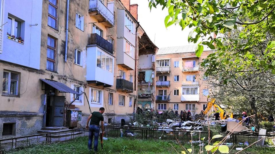 Керівництво Дрогобича відстоює позицію відшкодування 45 млн грн постраждалим з вул. М.Грушевського