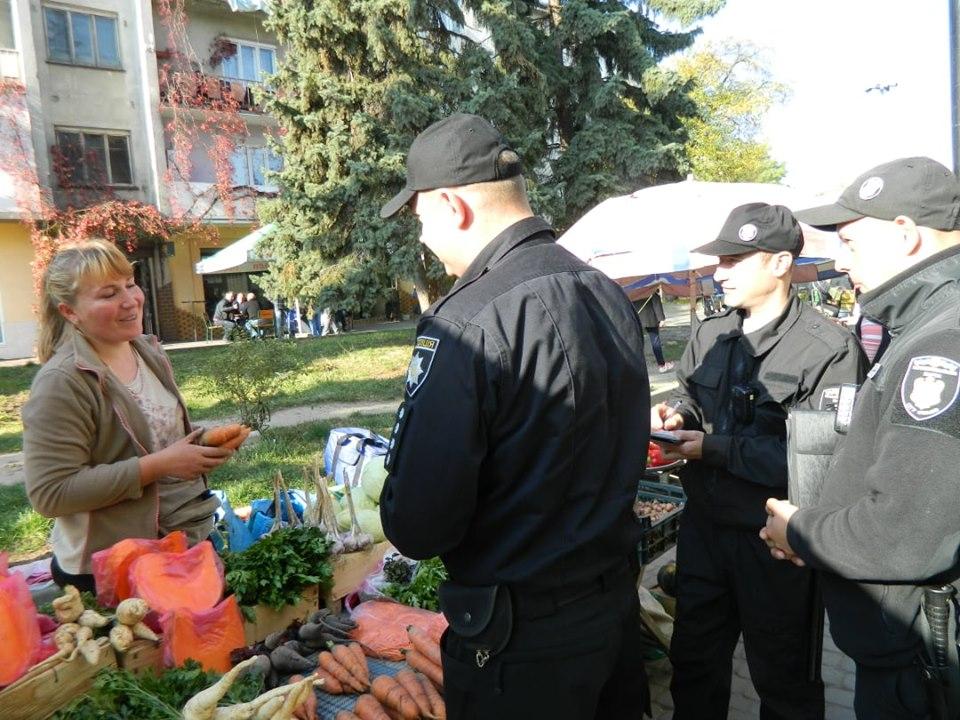 Стихійна торгівля: Громада вимагає — правоохоронці діють