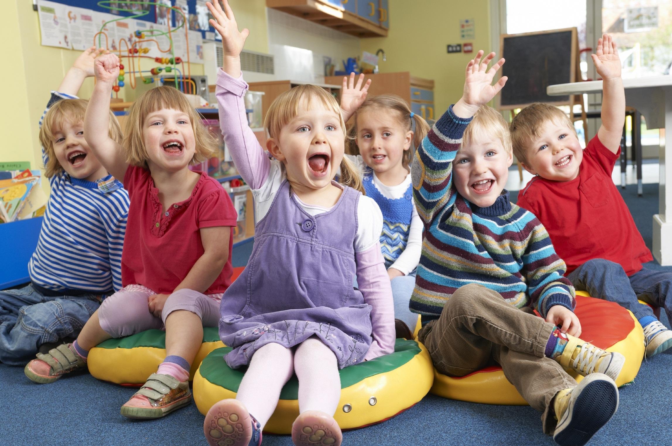 #щасливі_діти: Ваша дитина відвідує садок? Пропонуйте своє бачення створення комфортних умов