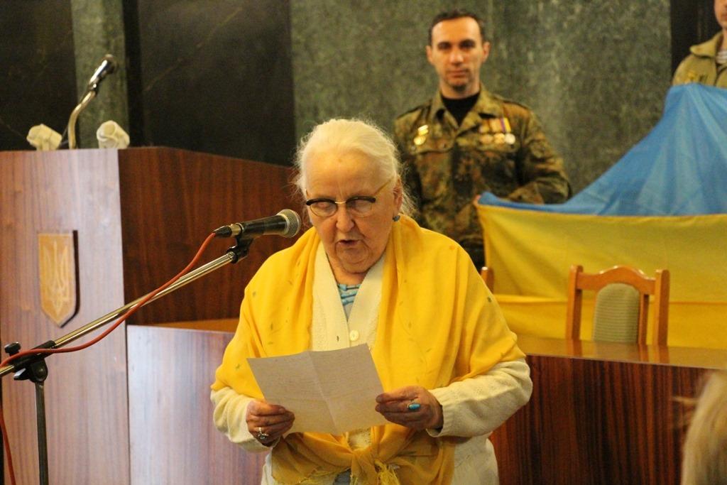 Опікунка сестер Степана Бандери презентуватиме книгу про життя і боротьбу Провідника ОУН