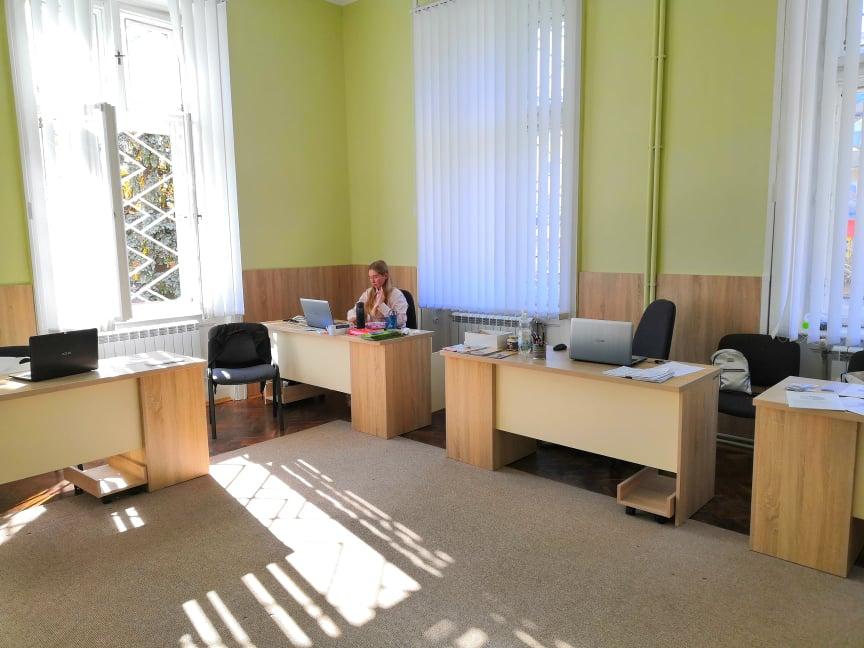 Дрогобицький Туристично-інформаційний центр тимчасово переміщено у інше приміщення