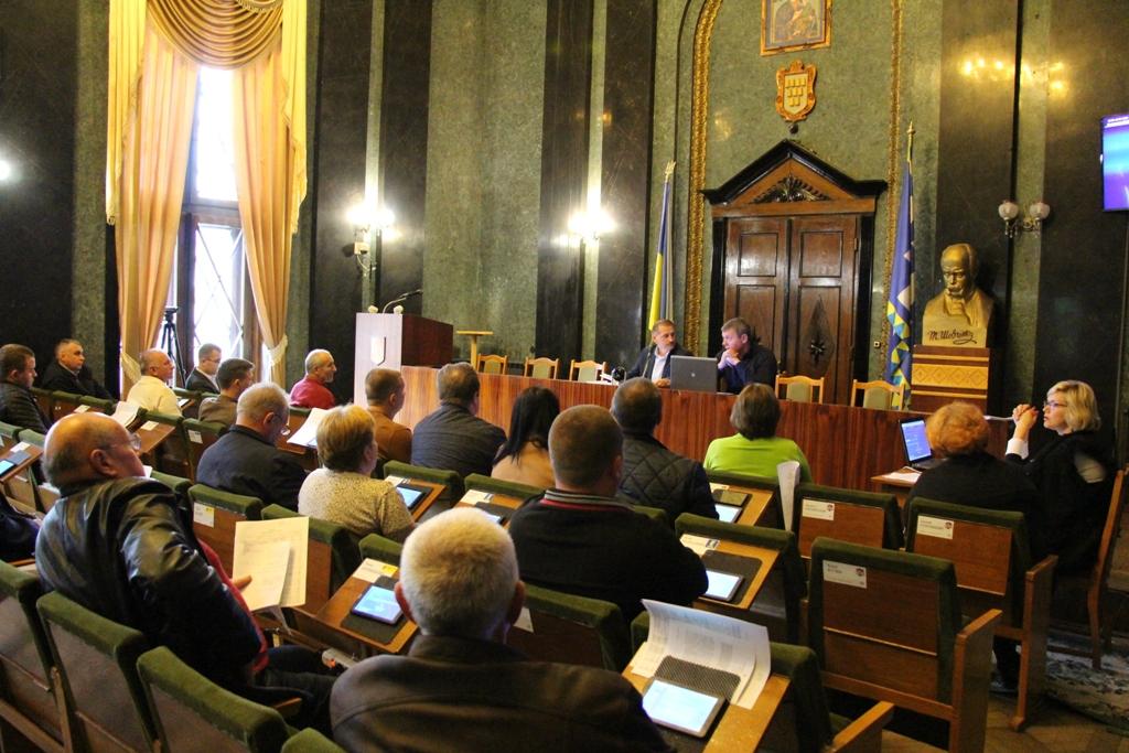 Депутати Дрогобицької міської ради прийняли заяву щодо неприпустимості реалізації в Україні так званої «формули Штайнмаєра»