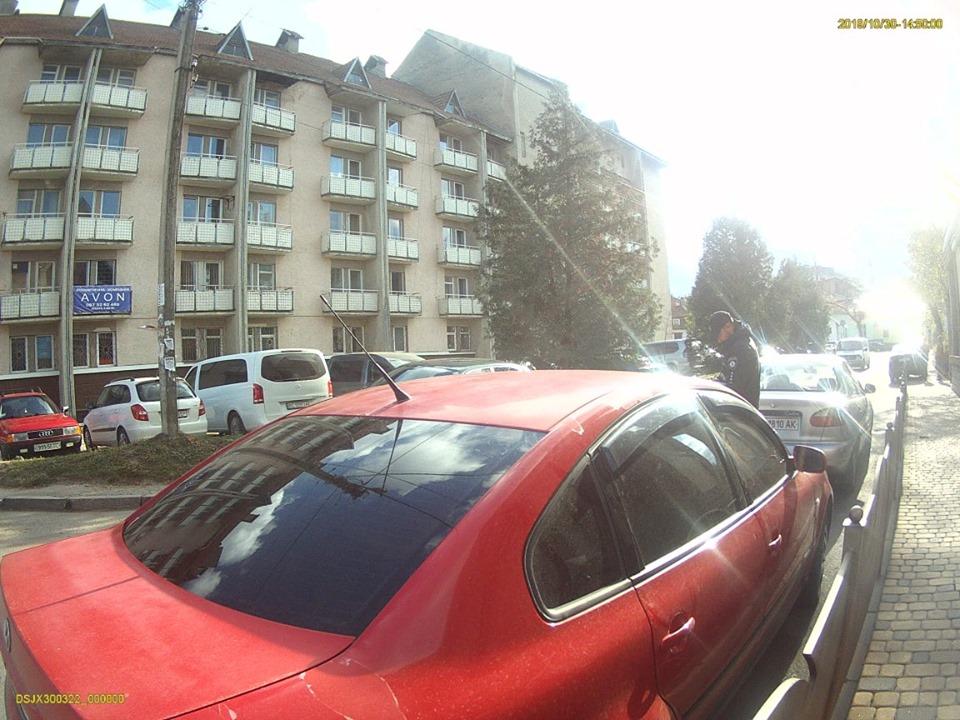 У Дрогобичі за останній місяць оштрафували 220 водіїв