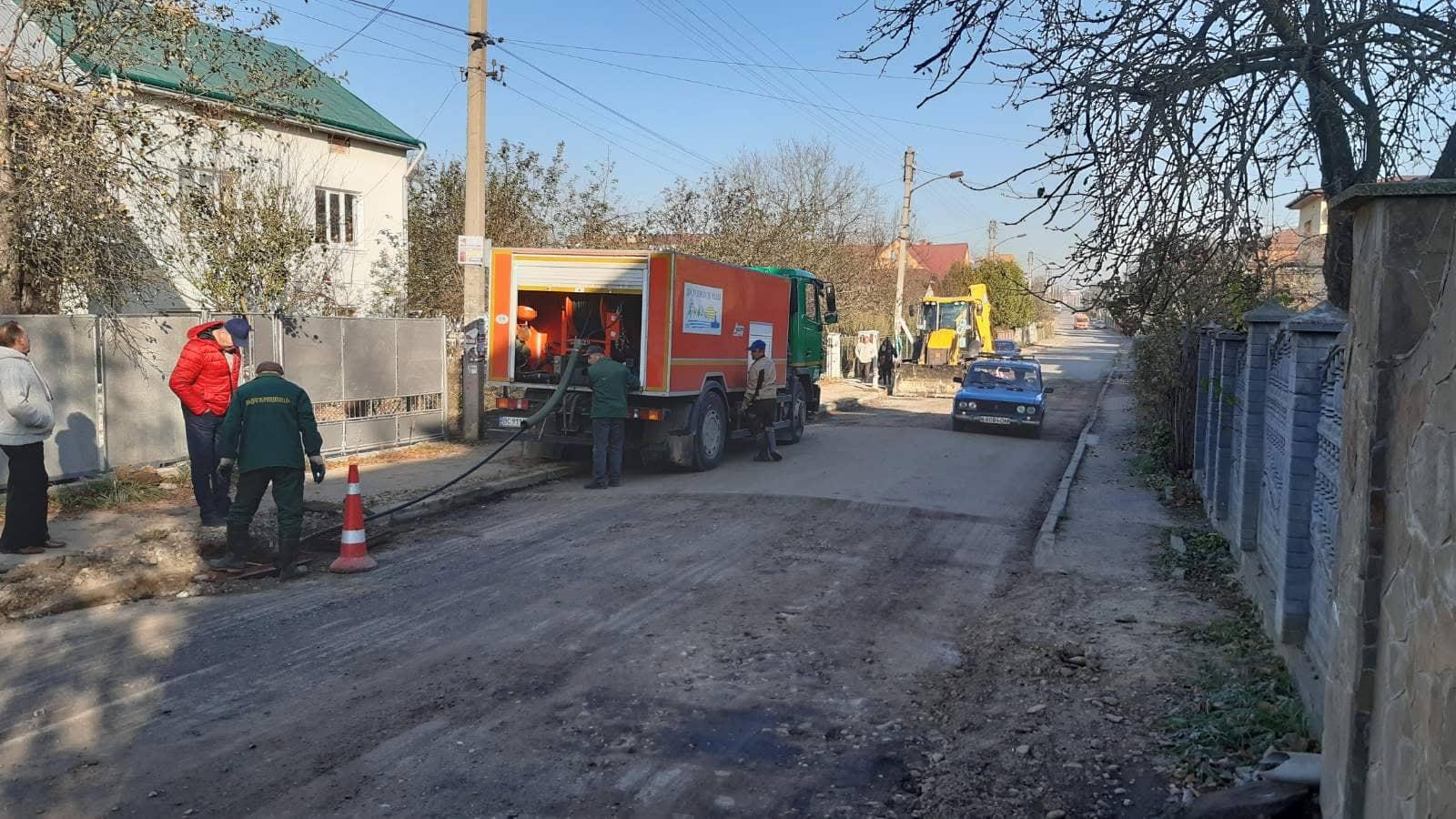 Рух автотранспорту на ділянці вулиці 22 січня відновлять ближче до вечора