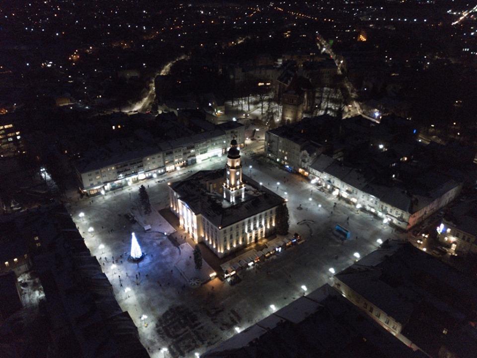 90 років по тому: У Дрогобичі готуються до відкриття оновленої площі