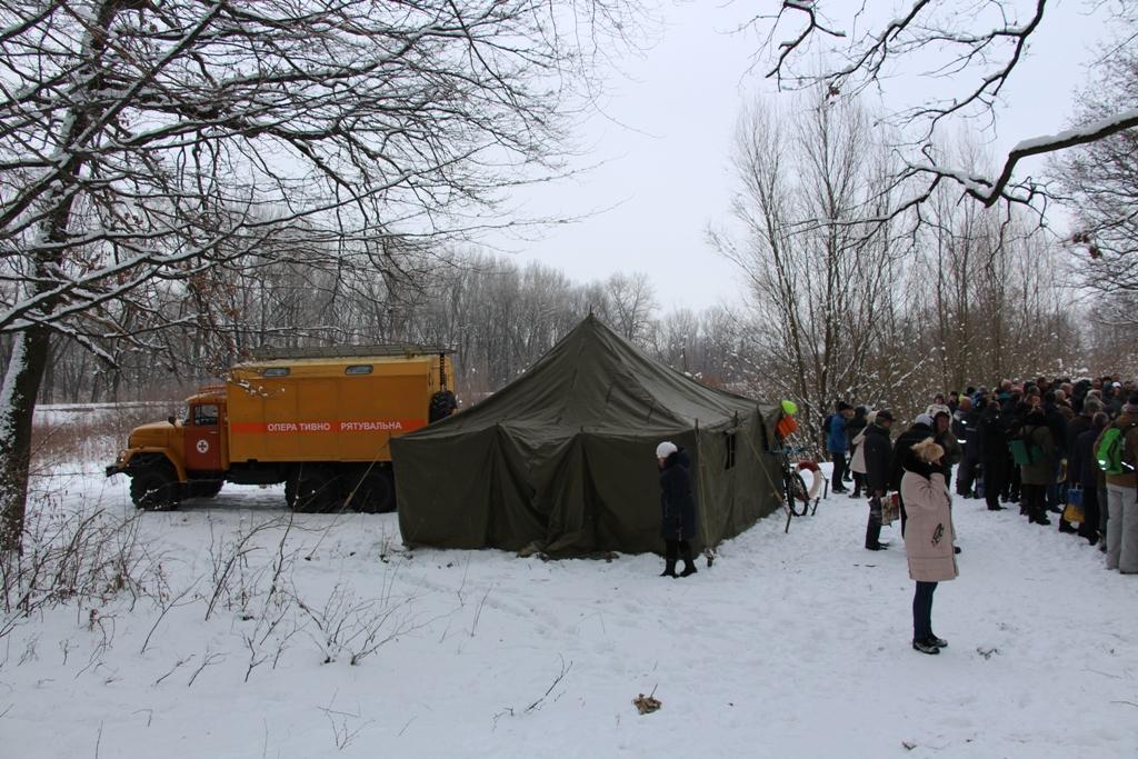 Купання на Водохреща: У Дрогобичі на 4 локаціях працюватимуть служби порятунку