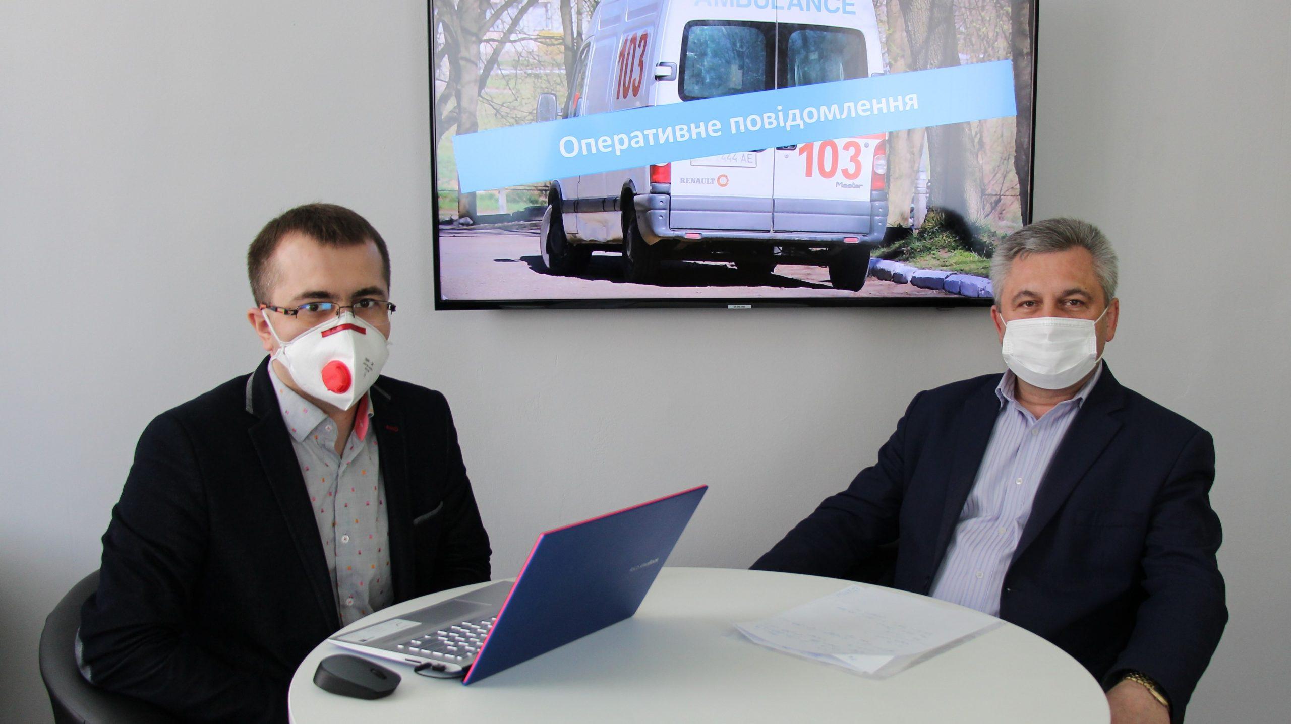 КМЦ «Дрогобич:»: Нові випадки захворювання на COVID-19 у Дрогобичі та регіоні