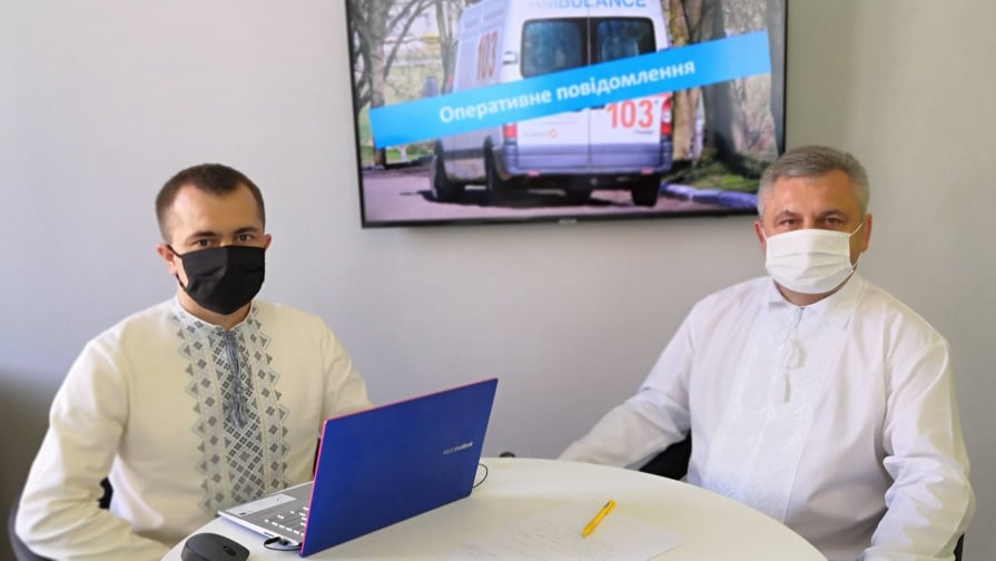 КМЦ «Дрогобич:»: Про ситуацію з хворими на коронавірус