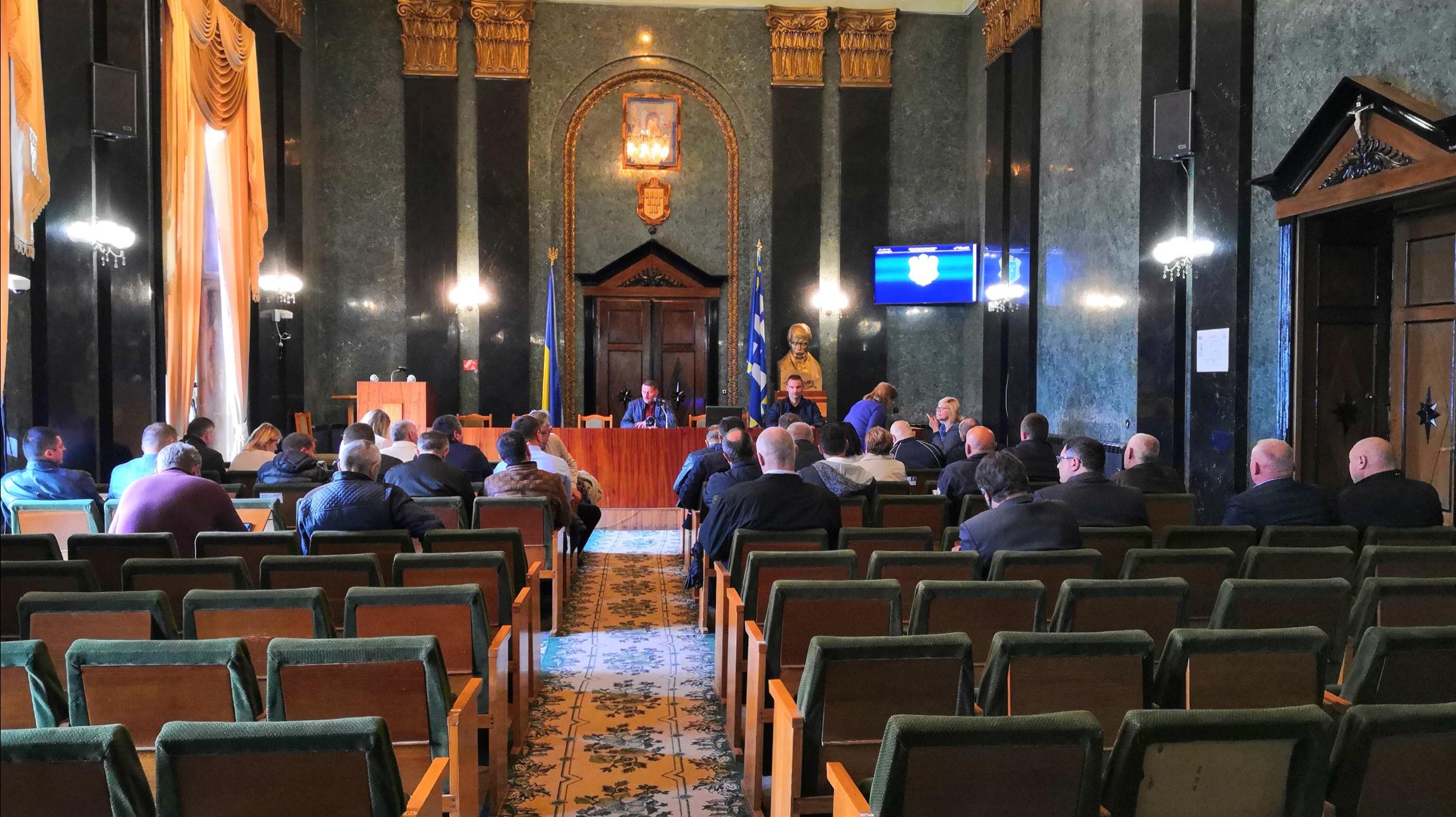 Голову земельної комісії відсторонили від повноважень. Триває досудове розслідування