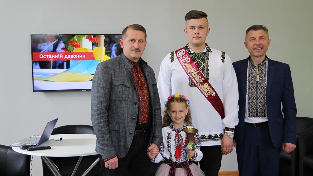 КМЦ «Дрогобич:»: Завершення навчального року, – інформаційна година з міським головою Тарасом Кучмою. ВІДЕО