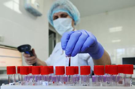 У Дрогобичі методом ІФА-тестування провели більше 5 тисяч досліджень на COVID-19
