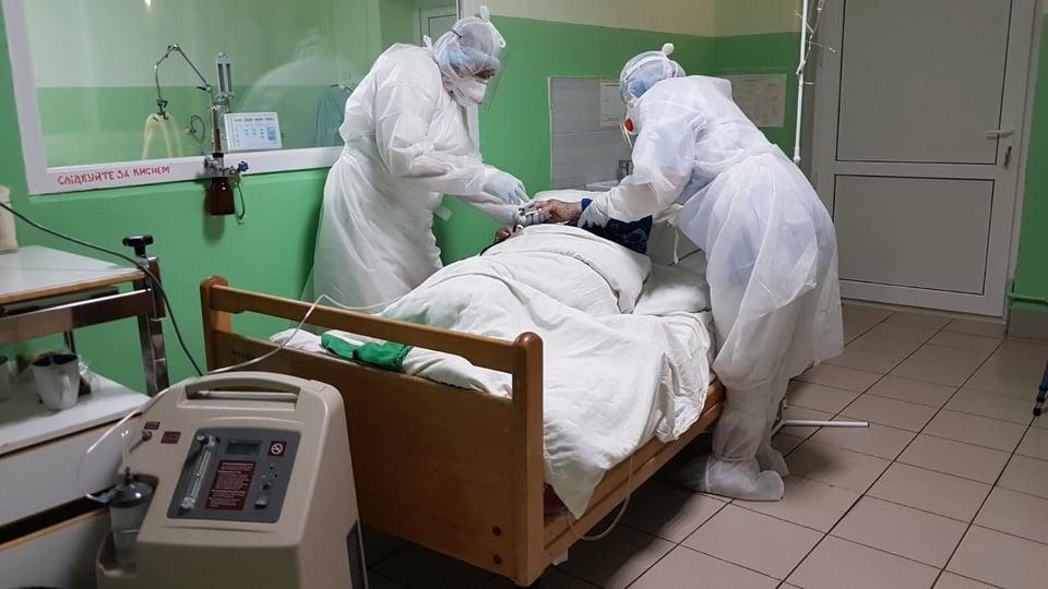 Хворих на COVID-19 у Стебницькій лікарні лікують у 2 відділеннях |  Дрогобицька Міська Рада
