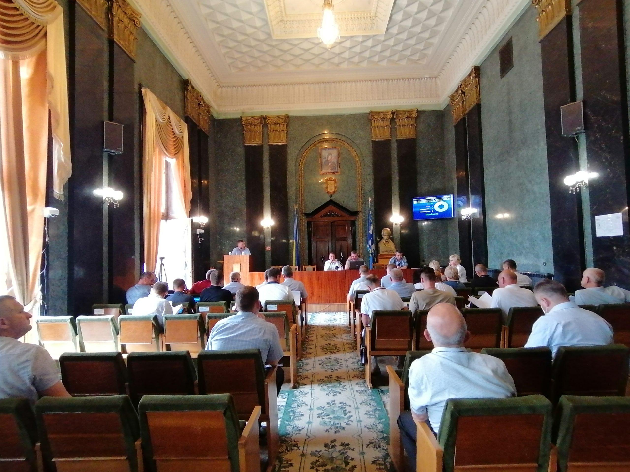 Депутату Оресту Саламасі висловили недовіру: Депутати ДМР підтримали петицію громади