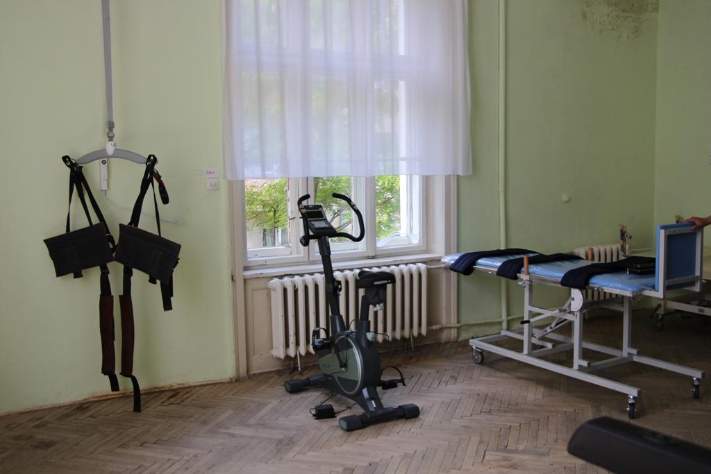 У Дрогобичі для відділення відновного лікування придбали нове реабілітаційне обладнання, - ДМР, фото-3