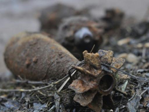 У Дрогобичі на відстані 300 метрів від житлових будинків натрапили на застарілий боєприпас