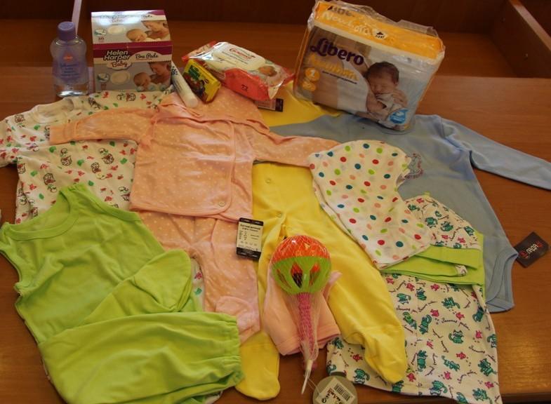 Місцева програма «Пакунок малюка»: З початку року 13 багатодітних сімей Дрогобицької МТГ отримали допомогу