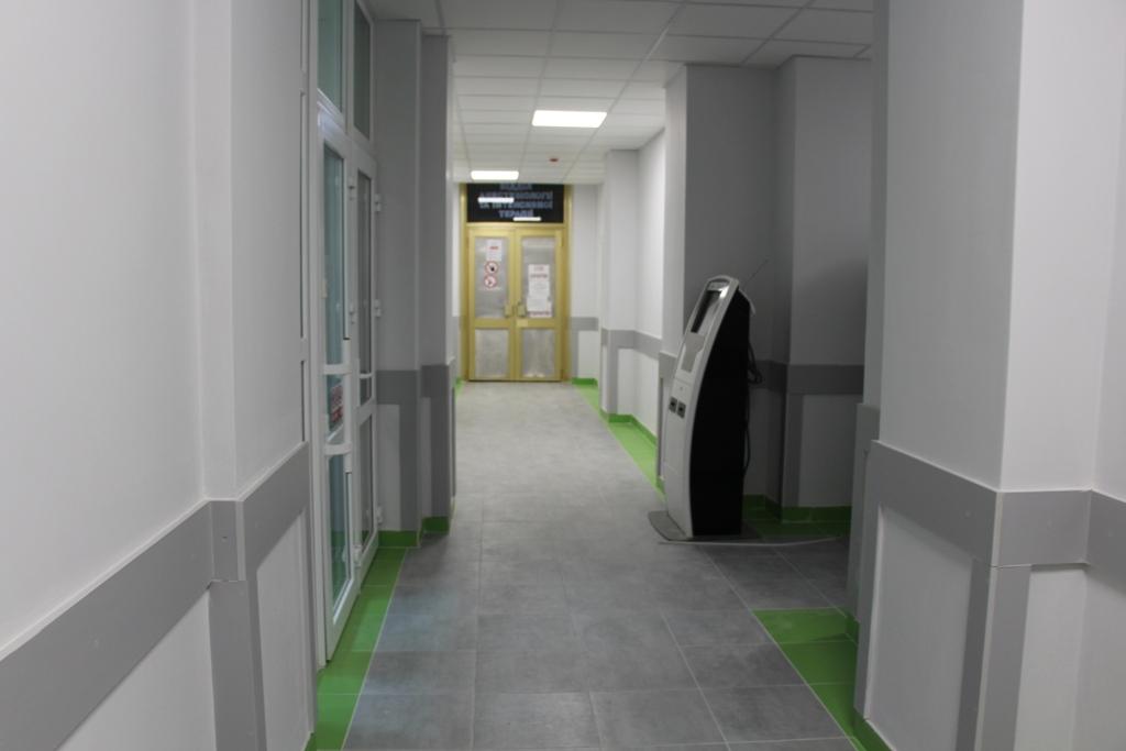 Анонс відкриття оновленого приймального відділення КНП «ДМЛ №1»