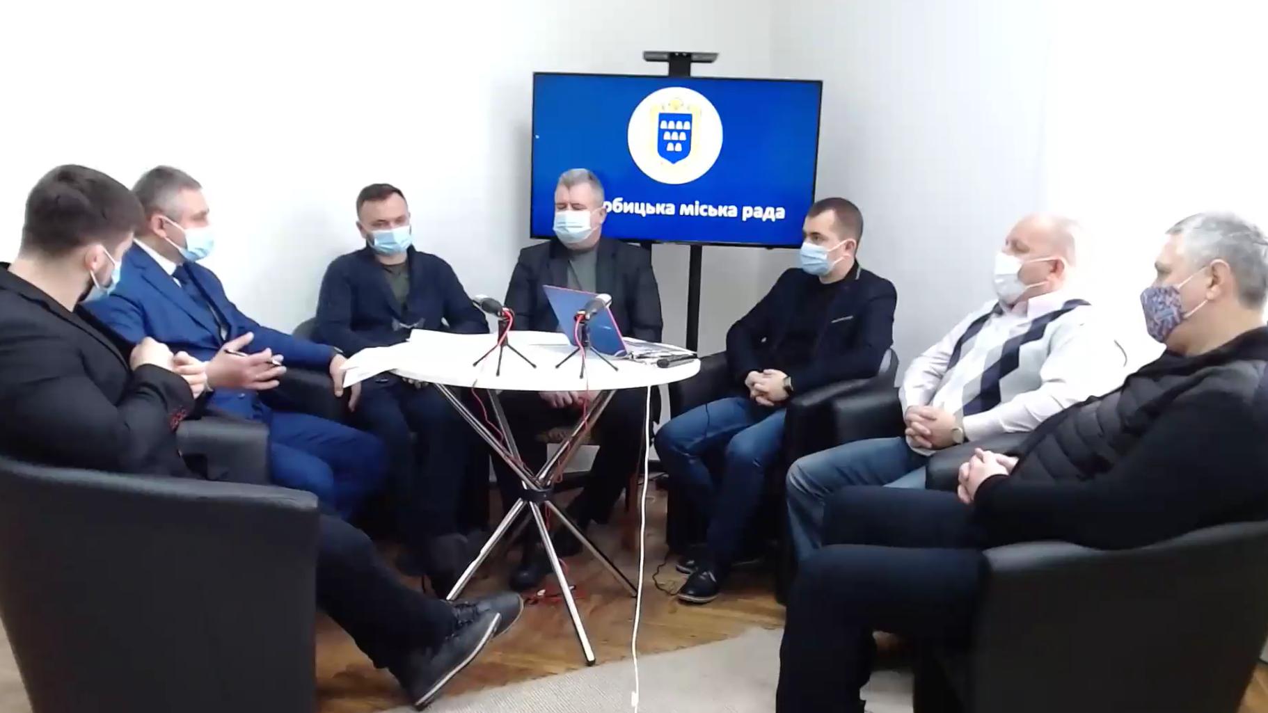 Круглий стіл на тему: «Ситуація у Дрогобицькому міському пологовому будинку. Шляхи виходу з кризи»