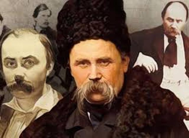 Онлайн фото-виставка двійників Тараса Шевченка.