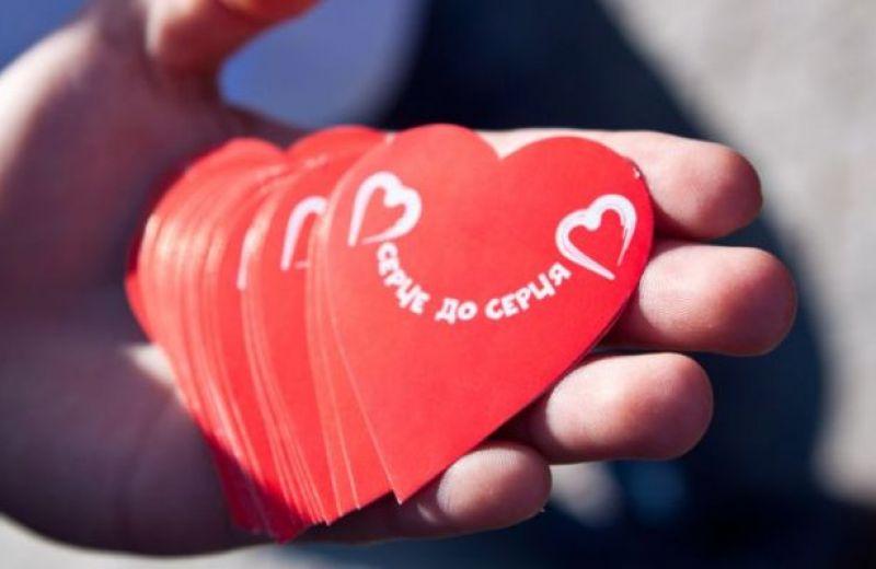 Стартує 16-та Всеукраїнська акція «Серце до Серця» – «Здорові немовлята!»