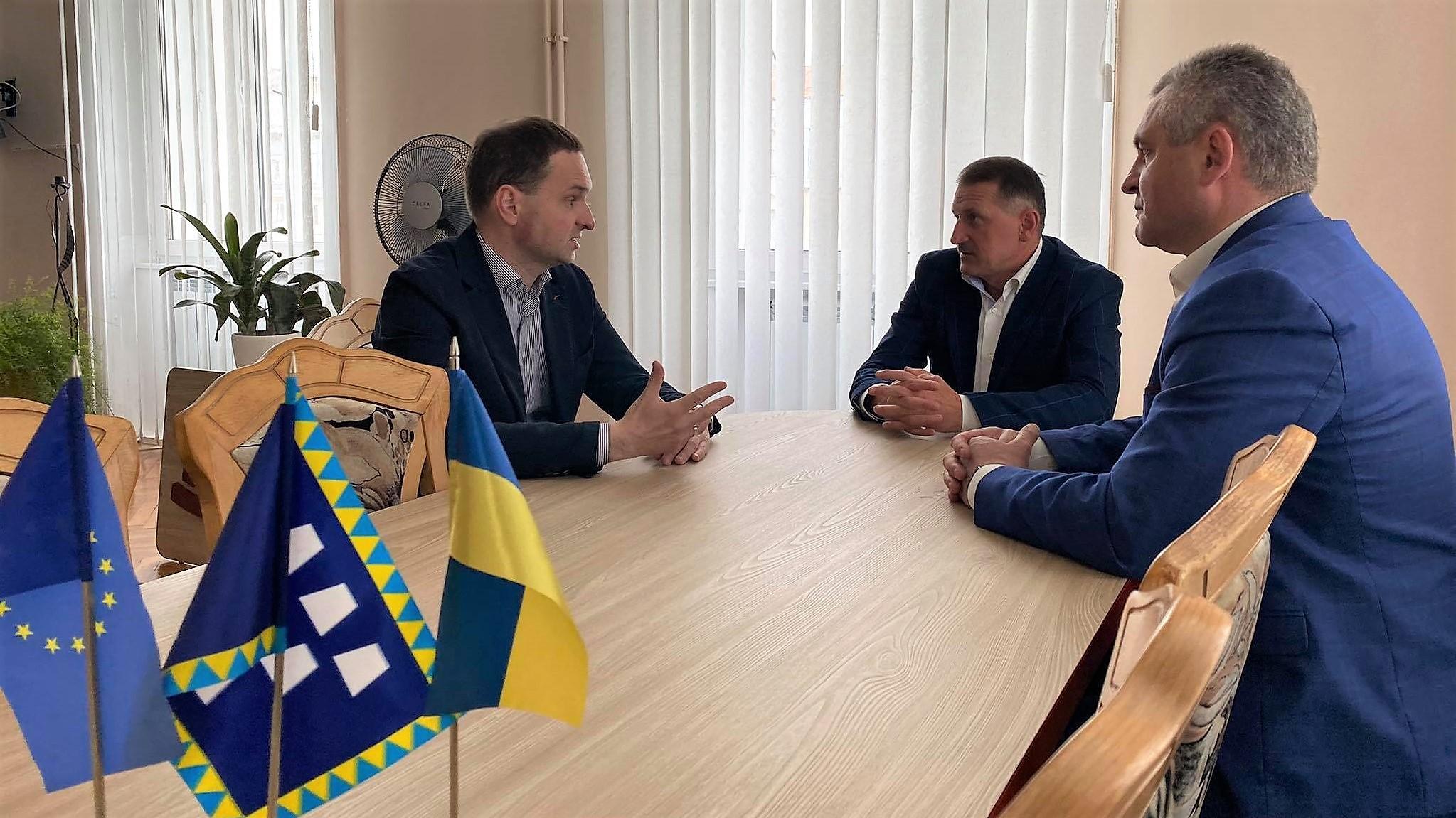 Очільник департаменту охорони здоров'я ЛОДА Орест Чемерис відзначив зміни в охороні здоров'я Дрогобицької громади