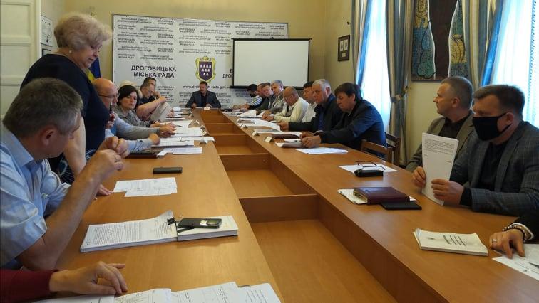 Засідання виконавчого комітету ДМР (15.06.2021)