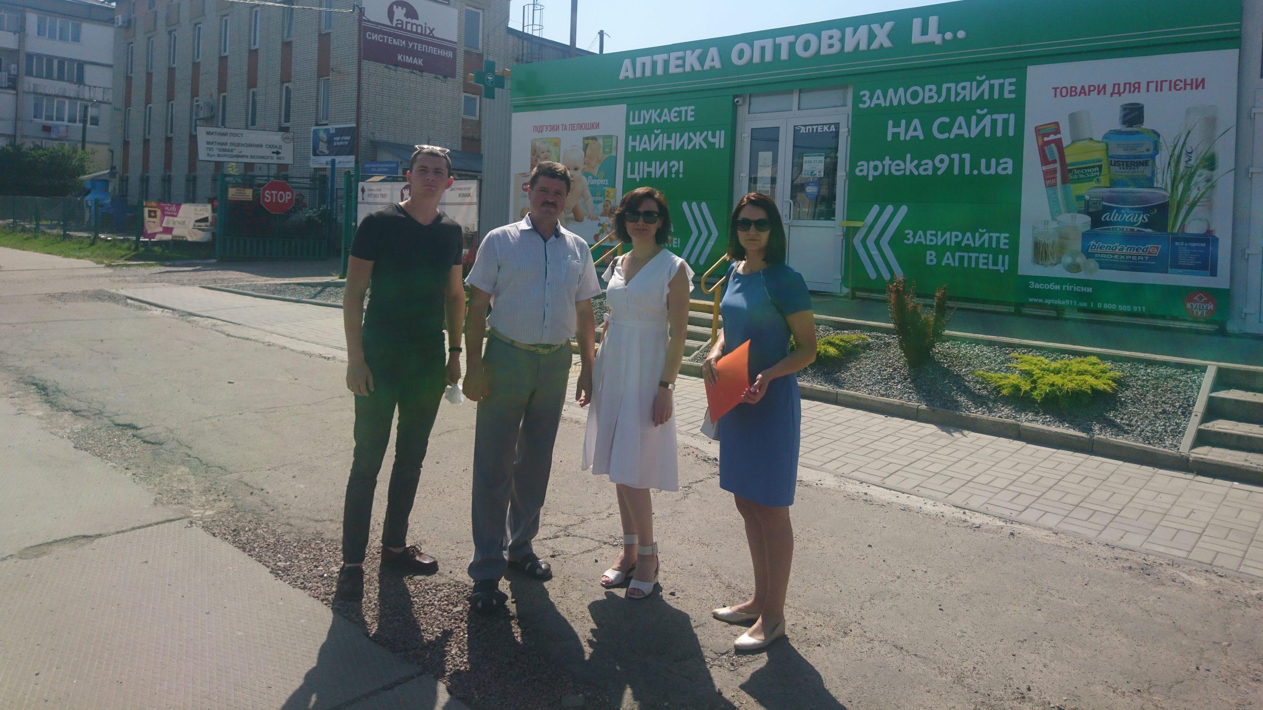 Спеціальна комісія продовжує перевірку суб'єктів господарювання Дрогобицької ТГ