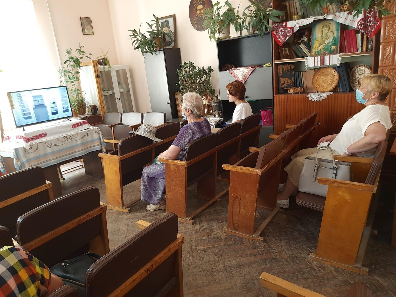 У Терцентрі відзначили 172-річчя з дня народження Олени Пчілки