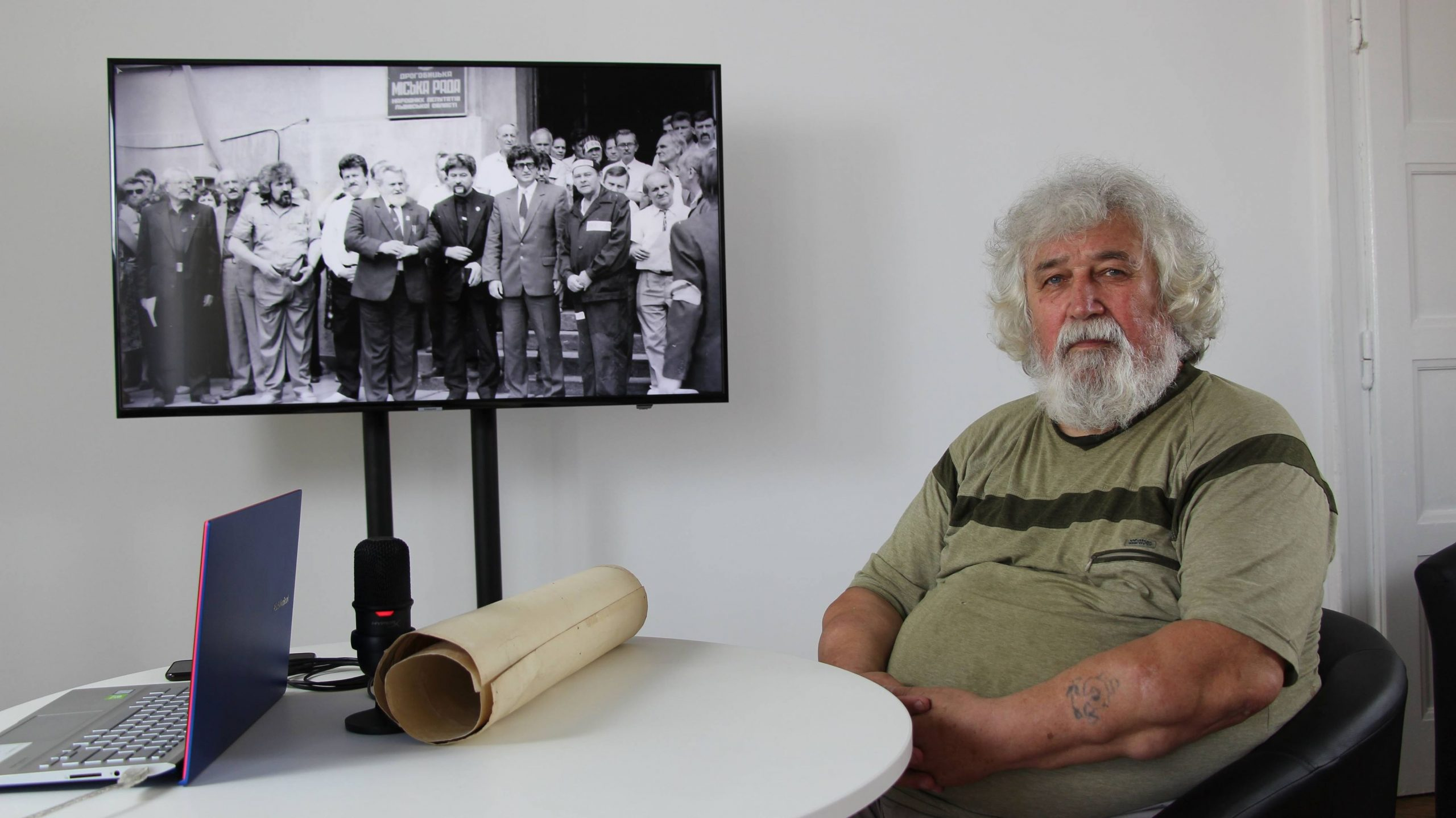 МЦ «Дрогобич:». Спогади очевидців про поховання останків жертв НКВС у 1991 році